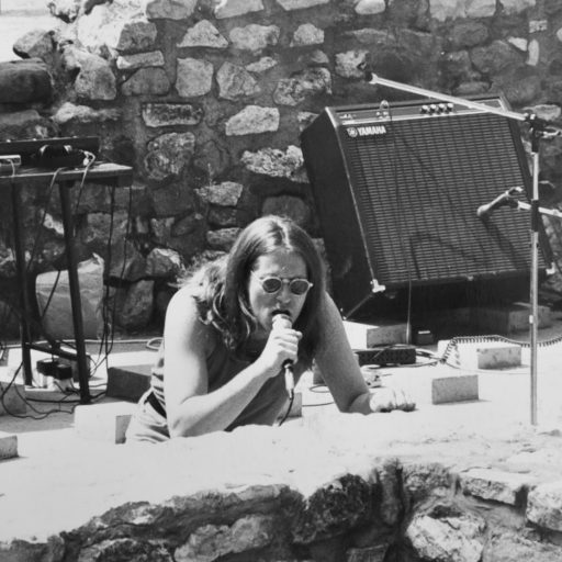 1988 | TONALE KOHORTE | auf dem Römerberg beim Kunstfestival tiefoben | Frankfurt am Main