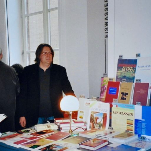 2004 | Eiswasser Verlag auf der Buchlust | Hannover