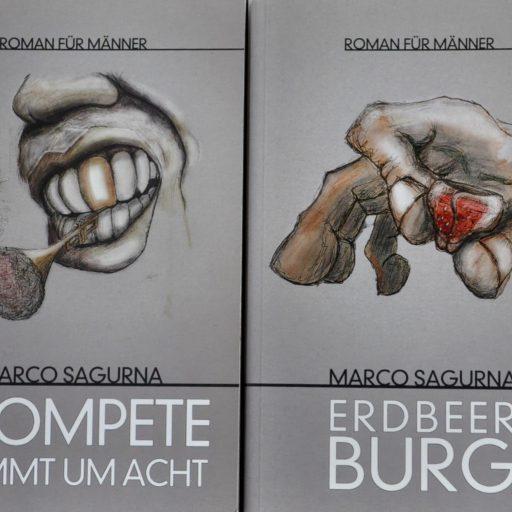 2012 | Das Experiment: Erdbeerburg & Trompete kommt um acht