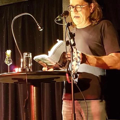 Lesung Marlene / Hannover  9.9.2020 / Foto: Natalie Deseke