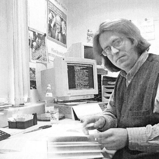 1997 | Redakteur für Kultur und Unterhaltung bei der Oldenburgischen Volkszeitung | Vechta