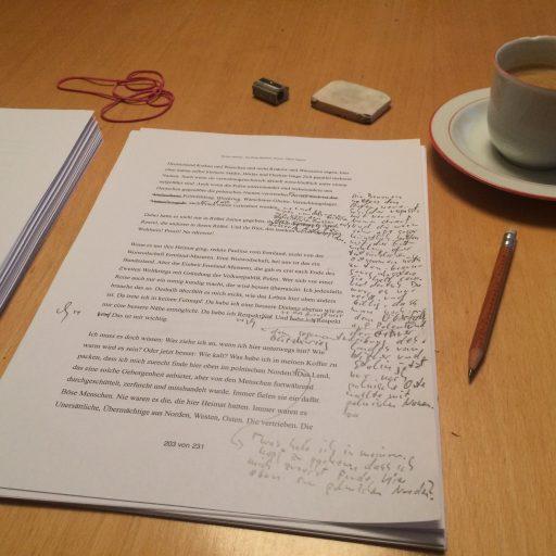 2016 | WARMIA | letzte Korrekturen | Hannover