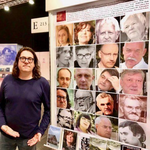 Leipziger Buchmesse 2019 / Stand POP Verlag